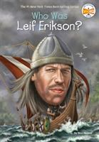 Cover image for Who was Leif Erikson?
