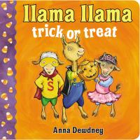 Cover image for Llama llama trick or treat