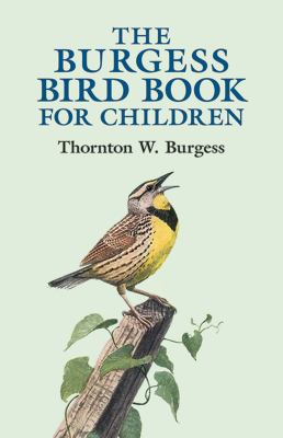 Cover image for The Burgess bird book for children