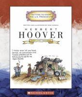 Cover image for Herbert Hoover