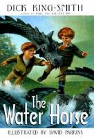 Cover image for The water horse