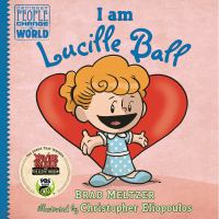 Cover image for I am Lucille Ball