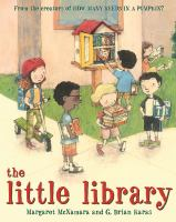 Cover image for The little library
