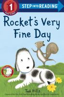 Cover image for Rocket's very fine day