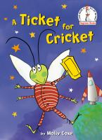 Cover image for A ticket for cricket