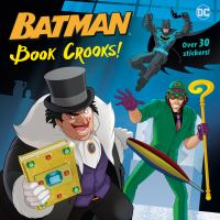 Cover image for Book crooks!