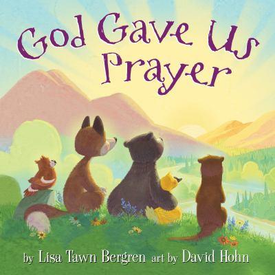 Cover image for God gave us prayer