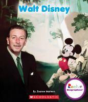 Cover image for Walt Disney