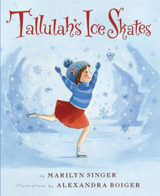 Cover image for Tallulah's ice skates