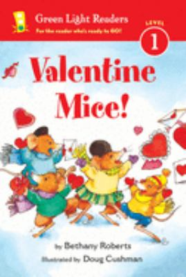 Cover image for Valentine mice!
