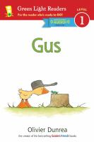 Cover image for Gus