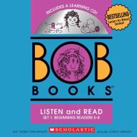 Cover image for Bob Books listen and read 2. Set 1, Beginning readers 5-8