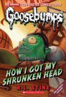 Cover image for How I got my shrunken head