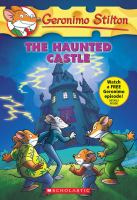 Cover image for The haunted castle