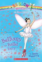 Cover image for Bethany the ballet fairy
