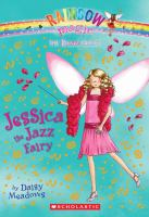 Cover image for Jessica the jazz fairy