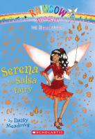Cover image for Serena the salsa fairy
