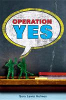 Cover image for Operation Yes