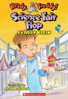 Cover image for Science fair flop