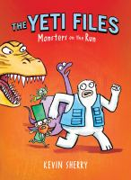 Cover image for Monsters on the run