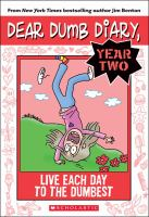 Cover image for Live each day to the dumbest