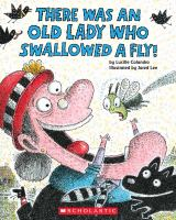 Cover image for There was an old lady who swallowed a fly!