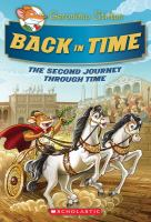 Cover image for Back in time : the second journey through time