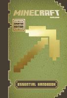 Cover image for Minecraft essential handbook