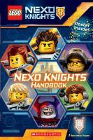 Cover image for NEXO knights handbook