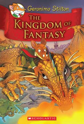 Cover image for The Kingdom of Fantasy