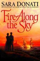 Cover image for Fire along the sky