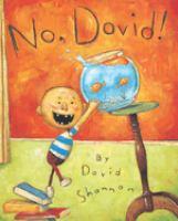 Cover image for No, David!