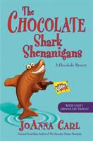 Cover image for The chocolate shark shenanigans