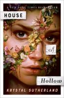 Cover image for House of Hollow