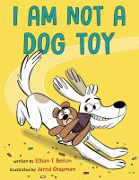 Cover image for I am not a dog toy
