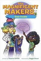 Cover image for Brain trouble