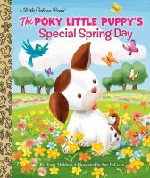 Cover image for The poky little puppy's special spring day