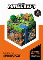 Cover image for Minecraft : guide to survival