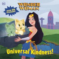 Cover image for Universal kindness!