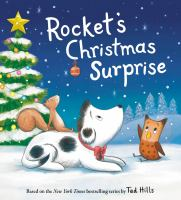 Cover image for Rocket's Christmas surprise