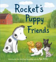 Cover image for Rocket's puppy friends