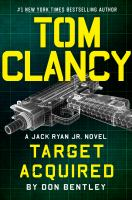 Cover image for Tom Clancy target acquired