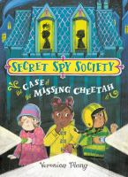 Cover image for The case of the missing cheetah