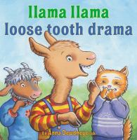 Cover image for Llama Llama loose tooth drama