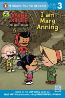 Cover image for I am Mary Anning