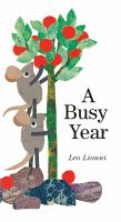 Cover image for A busy year