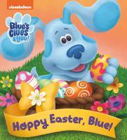 Cover image for Hoppy Easter, Blue!