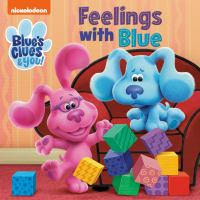 Cover image for Feelings with Blue.