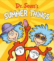 Cover image for Dr. Seuss's summer things