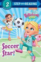 Cover image for Soccer star!